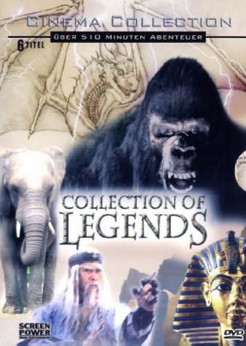 Collection of Legends - Cinema Collection