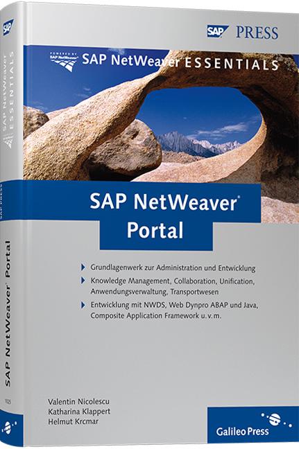 SAP NetWeaver Portal (SAP PRESS) - Valentin Nic...