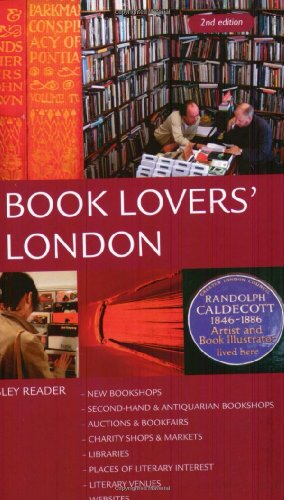 Book Lovers´ London - Lesley Reader