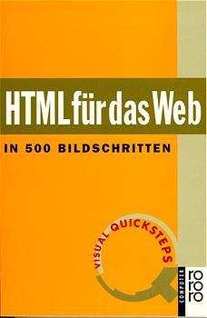 HTML für das Web in 500 Bildschritten