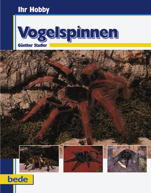 Vogelspinnen, Ihr Hobby - Günter Stadler