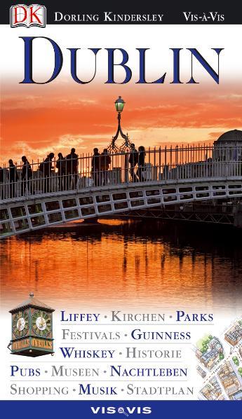Vis a Vis, Dublin: Liffey. Kirchen. Parks. Fest...