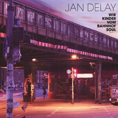 Jan Delay - Wir Kinder vom Bahnhof Soul [Limited Pur Edition])