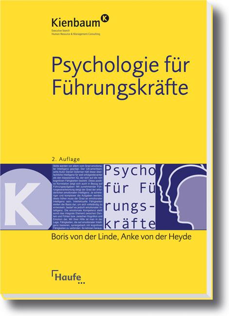 Psychologie für Führungskräfte - Boris von der ...