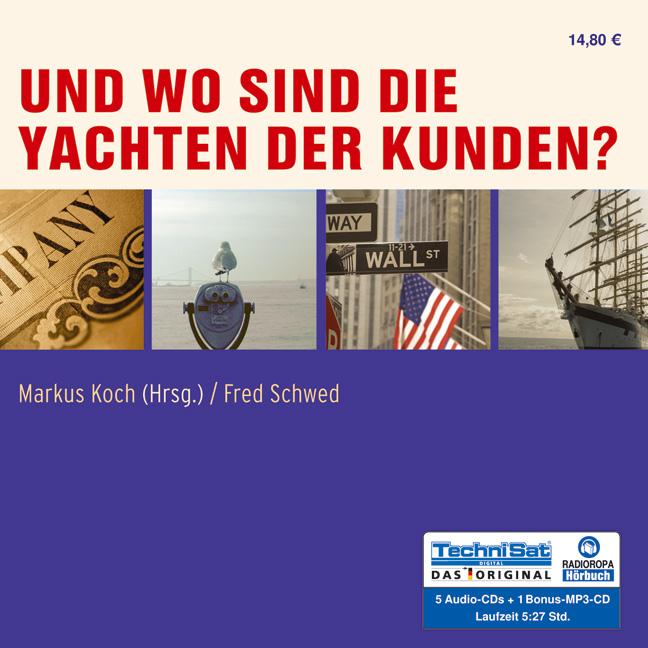 Und wo sind die Yachten der Kunden? - Markus Koch