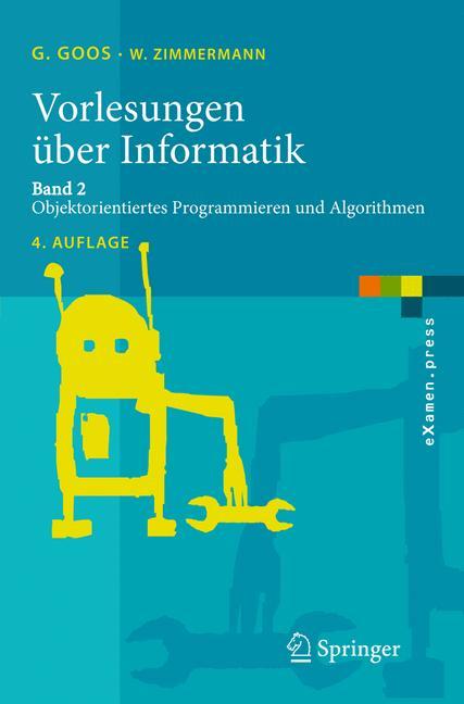Vorlesungen über Informatik 2: Objektorientiert...