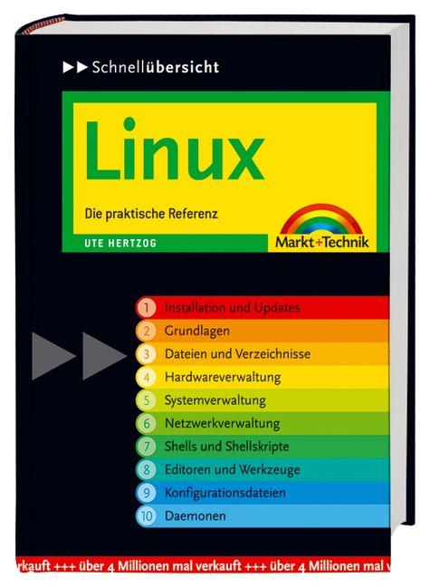 Schnellübersicht Linux: Die praktische Referenz...