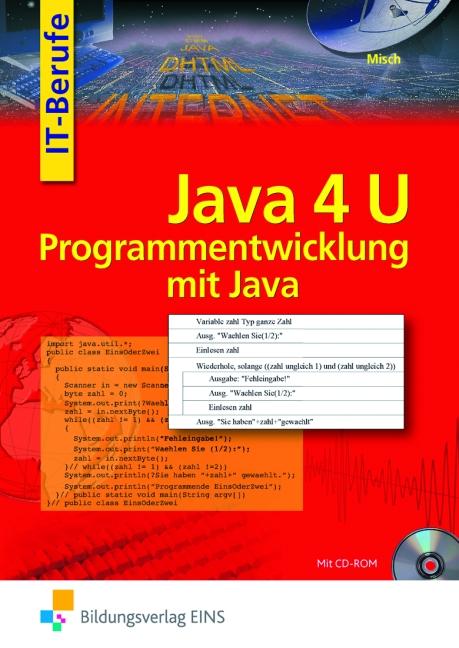 Java 4 U: Programmentwicklung mit Java - Jens-P...
