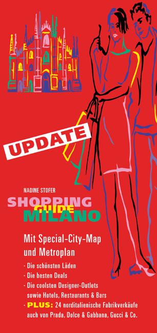 Shopping Guide Milano, Update - Nadine Stofer