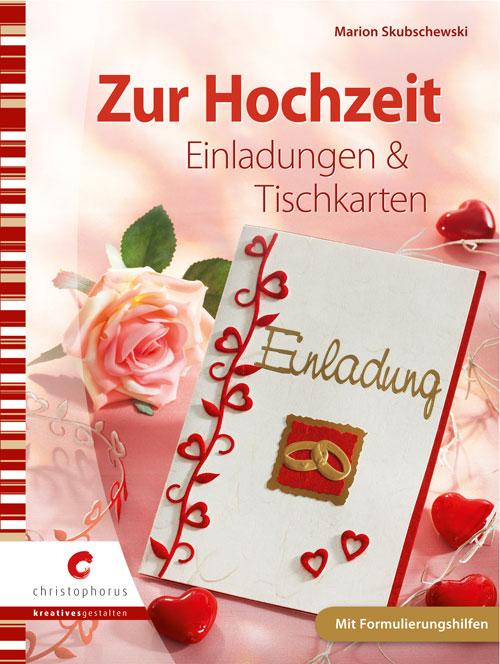 Zur Hochzeit: Einladungen & Tischkarten - Mario...