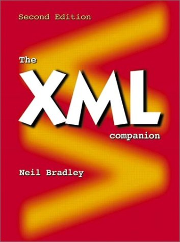 The XML Companion - Neil Bradley