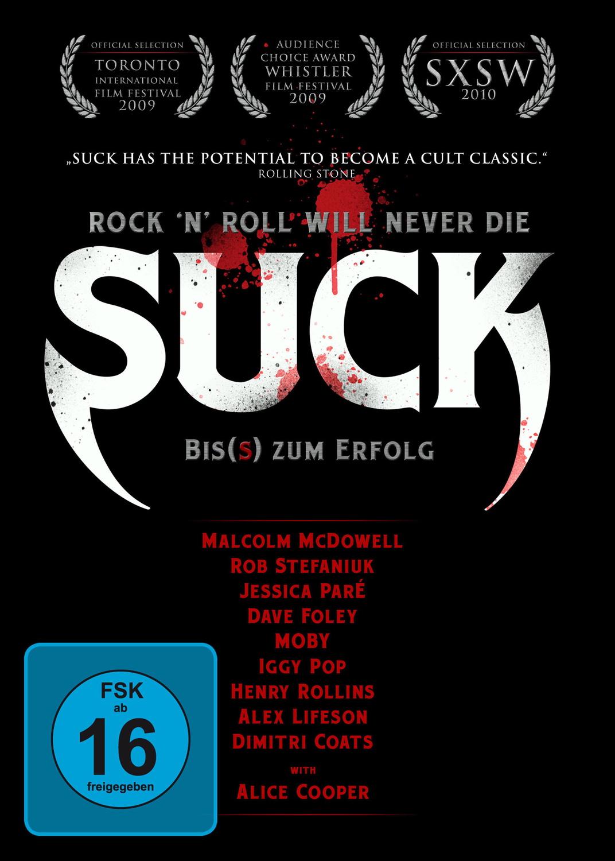 SUCK [Steelbook, 2 DVDs]