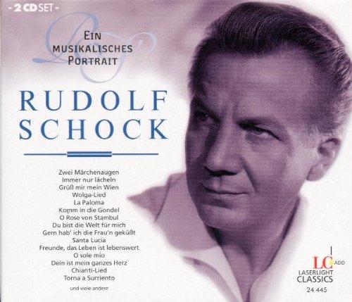 Rudolf Schock - Ein Musikalisches Portrait