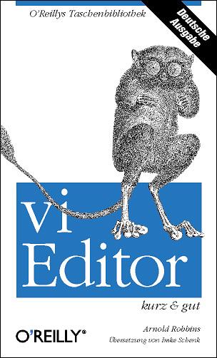 vi-Editor. Kurz und gut - Arnold Robbins