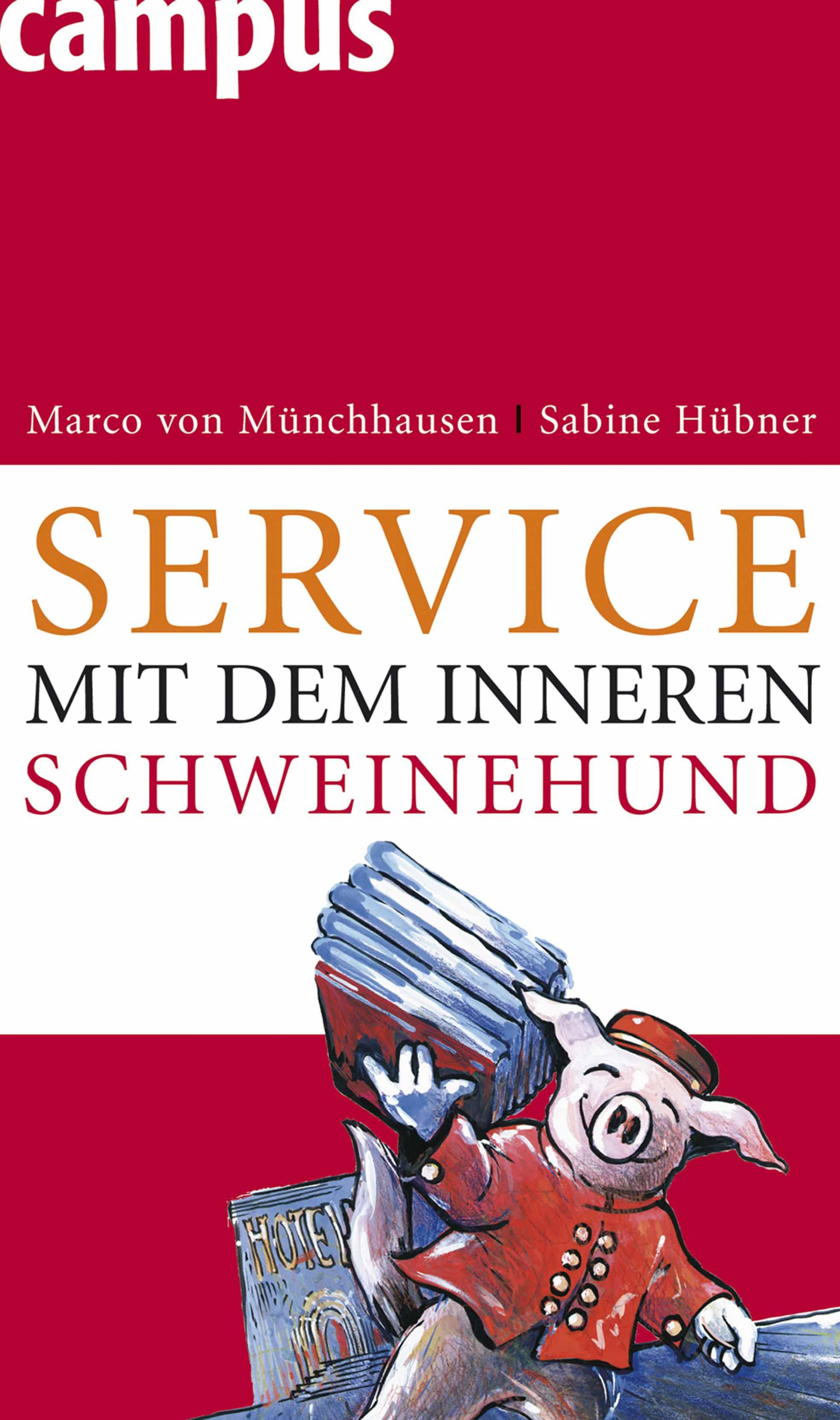 Service mit dem inneren Schweinehund - Marco vo...