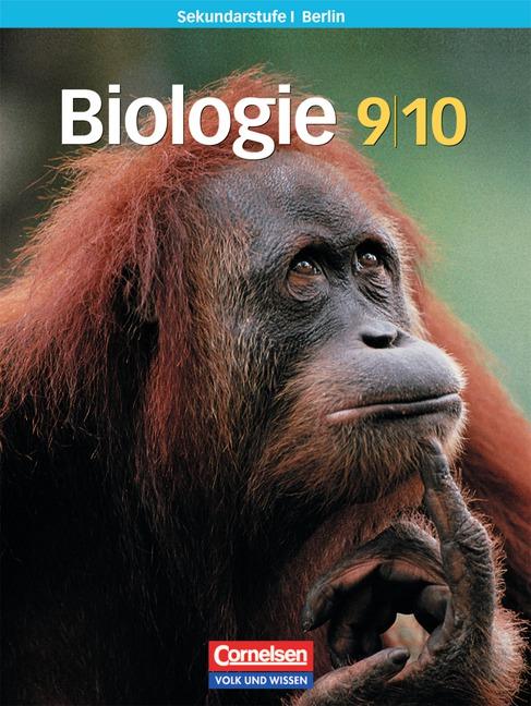 Biologie - Ausgabe Volk und Wissen - Berlin - N...