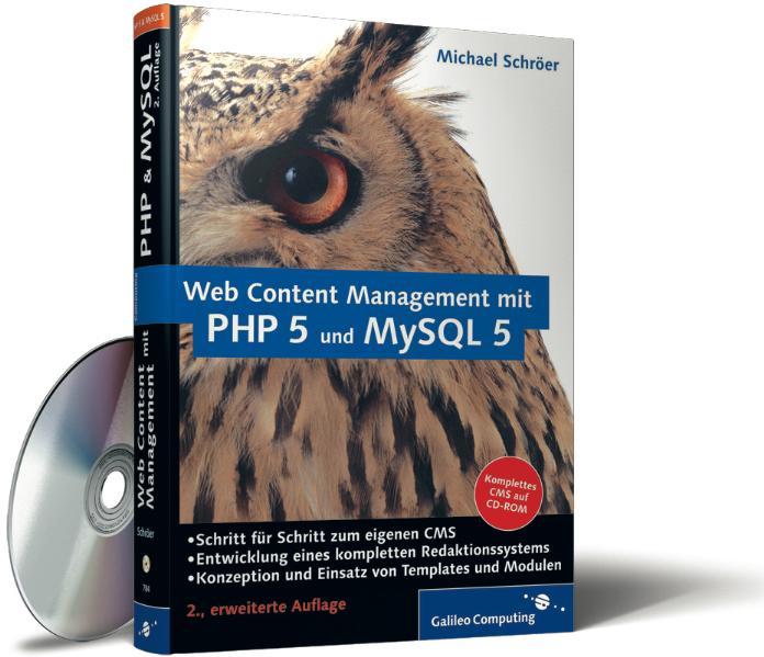Web Content Management mit PHP 5 und MySQL 5 (G...