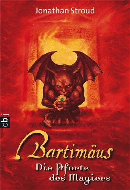 Bartimäus 03. Die Pforte des Magiers - Jonathan Stroud