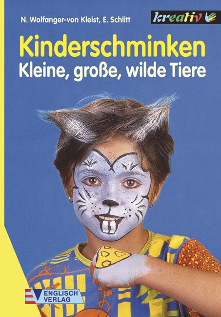 Kinderschminken - Nicole Wolfanger-von Kleist