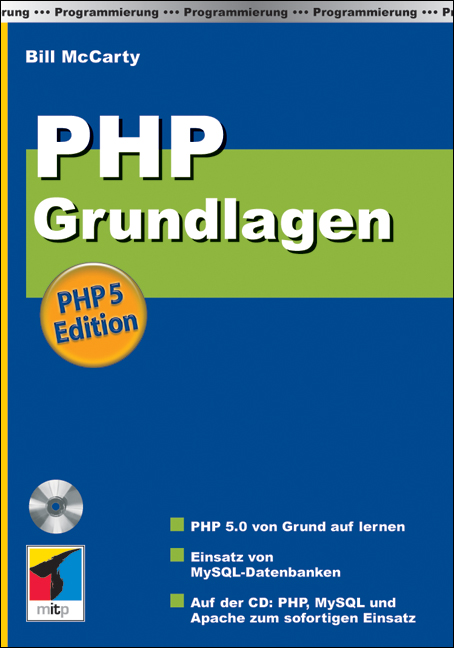 PHP Grundlagen - Bill McCarty