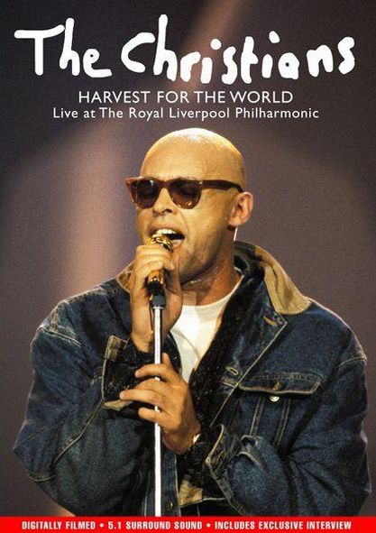 The Christians - Harvest for the World - Live at The Royal Liverpool Philharmonic
