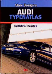 Audi Typenatlas - Marc Bongers