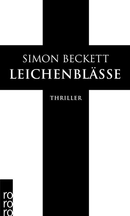 Leichenblässe - Simon Beckett [Taschenbuch]