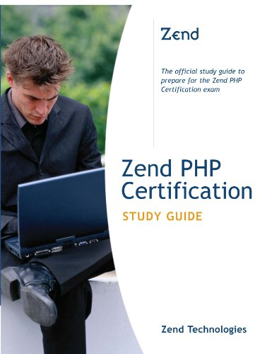 Zend PHP Certification Study Guide (Developer´s...