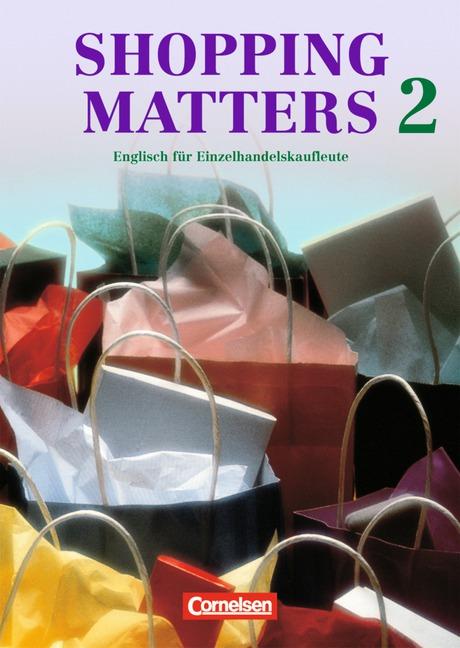 Shopping Matters. Englisch für Einzelhandelskau...