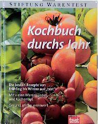Kochbuch durchs Jahr - Karin Iden
