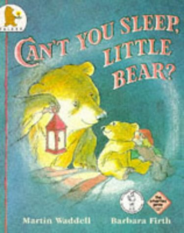 Can´t You Sleep, Little Bear? - Martin Waddell