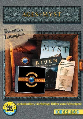 Ages of Myst . Das offizielle Lösungsbuch - Anton Conrad