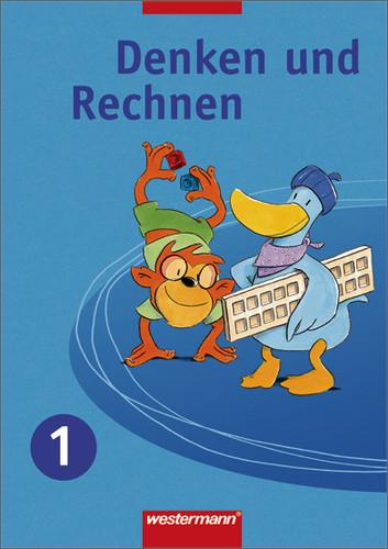 Denken und Rechnen 1. Schülerband. Ausgabe Ost: Zu den Standards: Berlin, Brandenburg, Mecklenburg-Vorpommern, Sachsen,