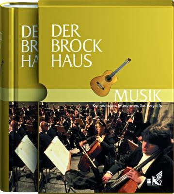 Der Brockhaus Musik: Komponisten, Interpreten, ...