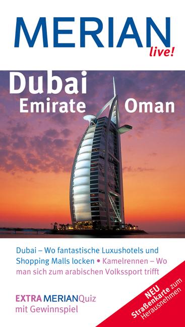 Dubai, Emirate, Oman (Merian live): Dubai - Wo ...