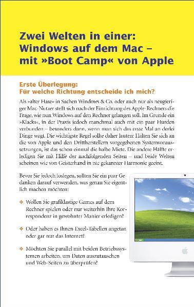 Die Umsteigefibel von Windows zu Apple - sicher und erfolgreich wechseln zum Mac / inklusive Infos zu Boot Camp , Parallels Desktop, VMware Fusion & Co. Das Switcher-Buch - Daniel Mandl