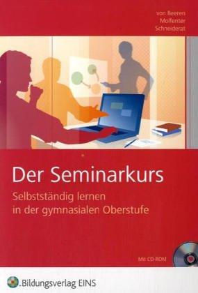 Der Seminarkurs. Lehr- und Fachbuch. Baden-Würt...