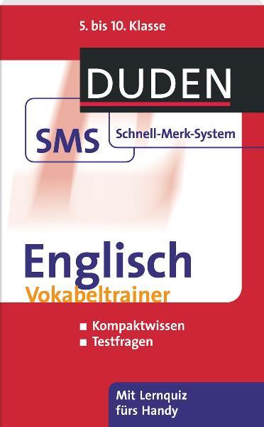 Duden: Englisch Vokabeltrainer - Kompaktwissen,...
