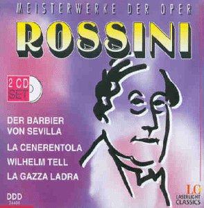 Bartoli - Rossini: Der Barbier von Sevilla; La Cenerentola; Wilhelm Tell, La Gazza Ladra (Highlights)