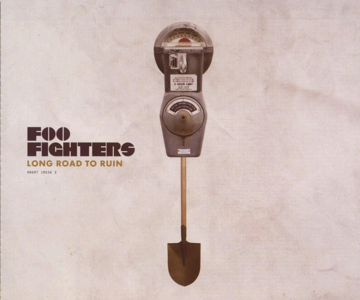 Foo Fighters - Long Road to Ruin/Premium
