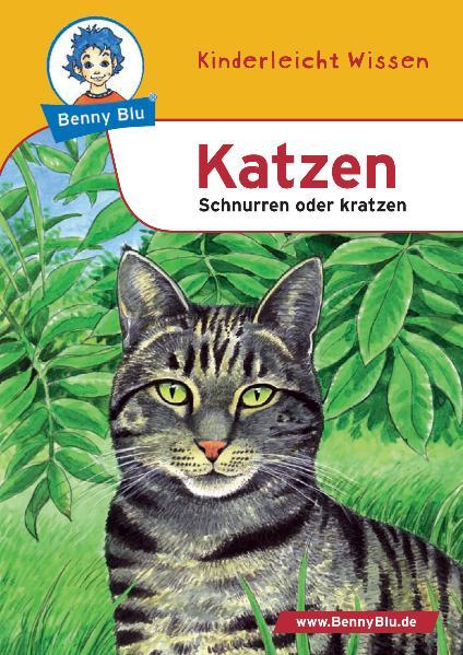 Katzen - Schnurren oder Kratzen - Nicola Herbst