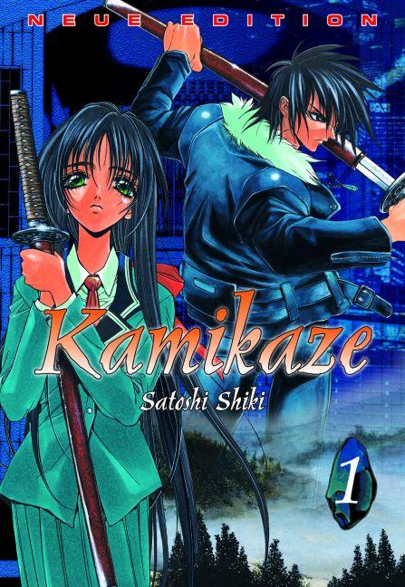 Kamikaze 01 - Satoshi Shiki [Neue Edition]