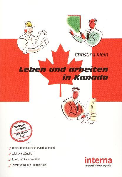 Leben und arbeiten in Kanada - Christina Klein