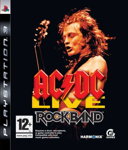 AC/DC Live: Rockband [Internationale Version]