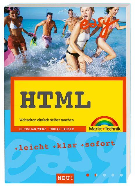 HTML easy. Webseiten einfach selber machen. Lei...