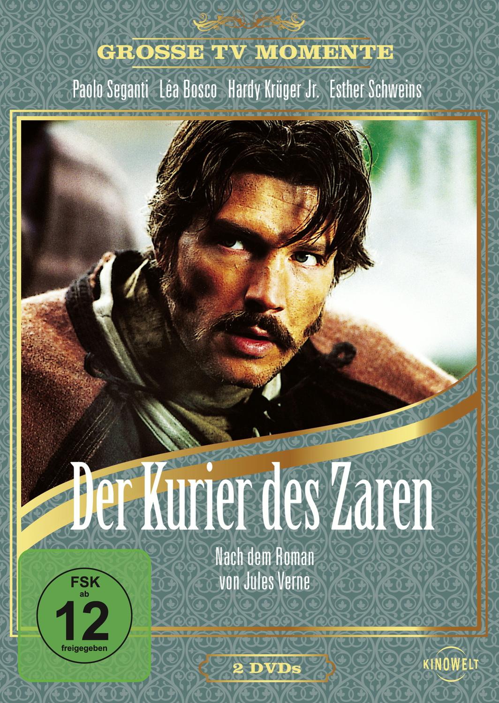 Der Kurier des Zaren - Jules Verne