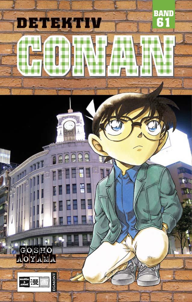 Conan 61 - Gosho Aoyama