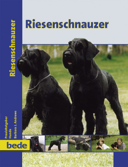 Riesenschnauzer, Praxisratgeber - Barbara J. An...