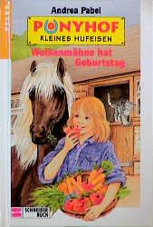 Ponyhof Kleines Hufeisen, Bd.9, Wolkenmähne hat Geburtstag - Andrea Pabel