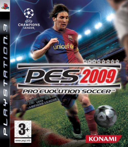 Pro Evolution Soccer 2009 [Internationale Version]